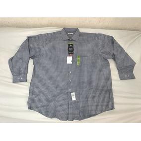 Camisa De Vestir 3xl Big Mca. Van Heusen (tallas Extra)