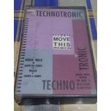 Technotronic - Cassette Argentino Raro