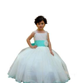 Vestido De Niña Nf77-k
