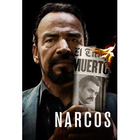 Serie Narcos - 3ª Temporada Dublada. Frete Gratis