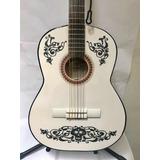 Guitarra Acústica Paracho Estilo Coco Ernesto De La Cruz