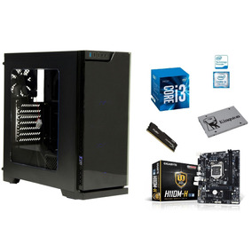 Kit Edge - Core I3 7100 + H110m-h + 4gb Ddr4 Fury + Ssd 120
