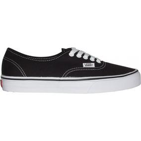 Tênis Vans Classic U Authentic Black Preto