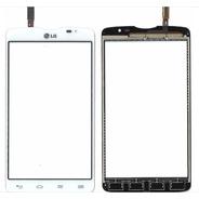 Tela Touch LG L80 D380 D385 Dual 5.0 Tv Vidro Lente + Cola