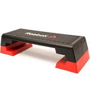 Exercitador Aeróbico Step Ajustável Reebok Simulador Escada