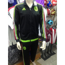 Conjunto De Pants Adidas Seleccion Mexicana 100% Original