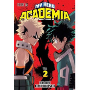 My Hero Academia - N2 - Ivrea - Koehi Horikoshi