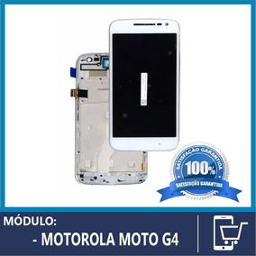 Modulo Motorola Moto G4 Branco (frete Grátis)