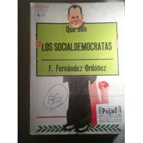 Libro Politica Los Socialdemocratas Subasta C212653
