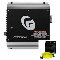 Módulo Amplificador Stetsom 4k2 4200w Rms Antigo 3k7+rca