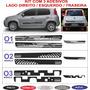 Faixa Novo Uno Vivace Way Sporting 2011 2012 2013 2014 2015