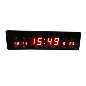 997d0ffa406 Relogio De Parede Digital - Relógios no Mercado Livre Brasil
