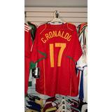 Playera Nike Portugal De Cristiano Ronaldo Xl Envio Gratis