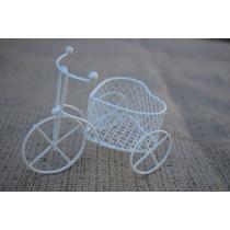 Mini Bicicleta Souvenir Vintage X55 Shabby Caramelera