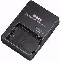 Carregador De Bateria Nikon Mh-24 P En-el14, En-el14a