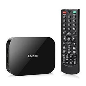 Keedox Dual Core Android 4.2 Smart Tv Box Xbmc / Kodi Media