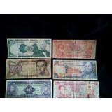Vendo Billetes Para Coleccionistas
