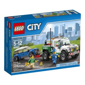 Lego City 60081, Novo, Pronta Entrega