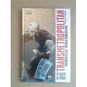 Transmetropolitan - O Flagelo De Spider Volume 5