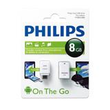 Pendrive Philips Pico 8gb Otg