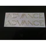 Emblema Advance Optra Advance ( Precio Por El Par )