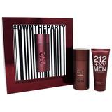 Set 212 Sexy Men 2pzs 100 Ml Edt Spray + After Shave 100 Ml
