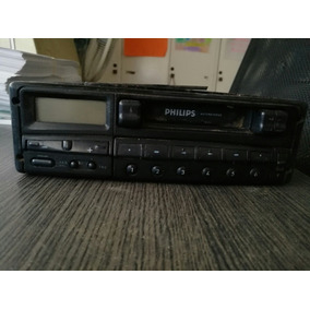 Stereo Con Pasacassette Philips