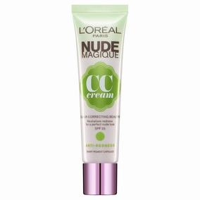 Nude Magique Cc Cream Anti Rojeces L´oreal Paris Pigmento