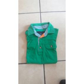 Camisa De Hobre De Talla 16 Original De New York