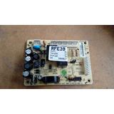 Placa Controladora Bivolt Eletrolux Rfe39 Original 5 Peças