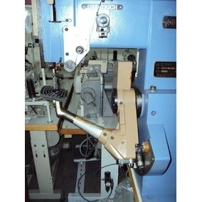 Maquina De Coser Scatola 2 Hilos Pesada - Arieta