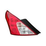 12-17 Nissan Versa Sedan Luz Trasera Ds712-b000r Eagle Eyes