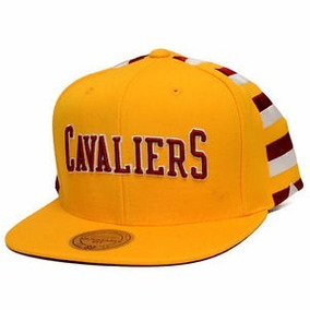 Snapback Mitchell And Ness Cleveland Cavaliers Hwc Nights