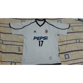 Uniforme Corinthians 2001 - Camisetas e Blusas para Masculino no ... b7793eb65456f
