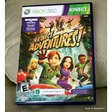 Xbox 360 Juego Kinect Adventures
