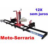 Moto-serraria Portátil Msp-4 - Maquinafort - Serraria Móvel