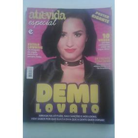 Especial Atrevida Demi Lovato Mega Poster
