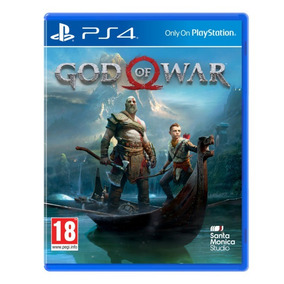 God Of War 4 Ptbr Ps4 Psn Original 2 - Envio Digital