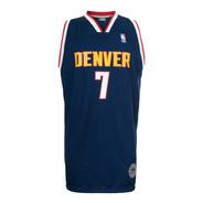 Camiseta Basquet Campazzo Denver Nuggets Oficial Nba