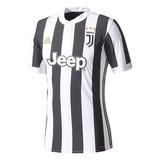 Camiseta Futbol Juventus Italia Titular 2017/2018 Adulto