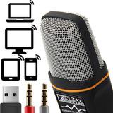 Condensador Profesional Zax Sound