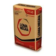 Cemento Loma Negra X 50kg Contado. Servicersa
