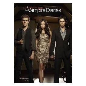 Caderno 1 Materia Com Adesivos The Vampire Diaires 087654