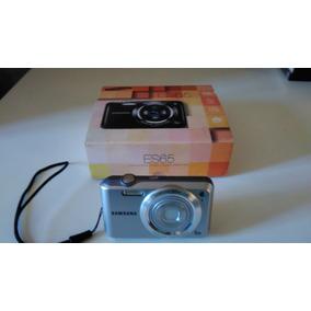 Máquina Fotográfica Sansung Es65 Prata