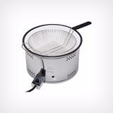 Tacho/fritadeira Batata Pastel Alta Pressão Gás 7,5 Litros