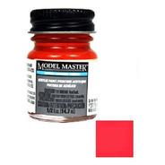 Tinta Acrílica Italian Red Itali [g] Model Master 4631
