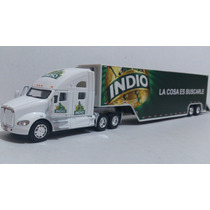 Trailer Kemworth T700 Cerveza Indio Esc. 1:68