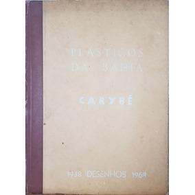 Carybe, Livro Desenhos 38 A 68 Com Desenho E Dedicatória