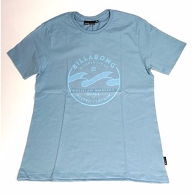 Remera Billabong Double Wave 11181014 Cce