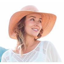 Sombrero Fiona Protección Solar Upf 50+ Viaje, Moda, Sol